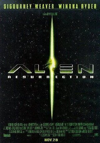 I'm watching Alien: Resurrection                        Check-in to               Alien: Resurrection on GetGlue.com