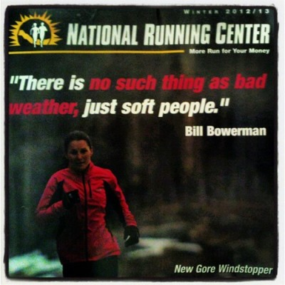 Motivation to go on that #run even though it's 8 on a rainy Sunday night! #fitness #fitspo