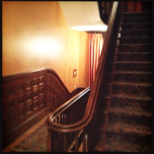 Kehoe staircase. #kehoehouse #savannah #georgia #stairs #old #history