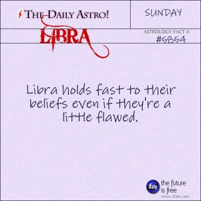 Libra 5854: Check out The Daily Astro for facts about Libra.