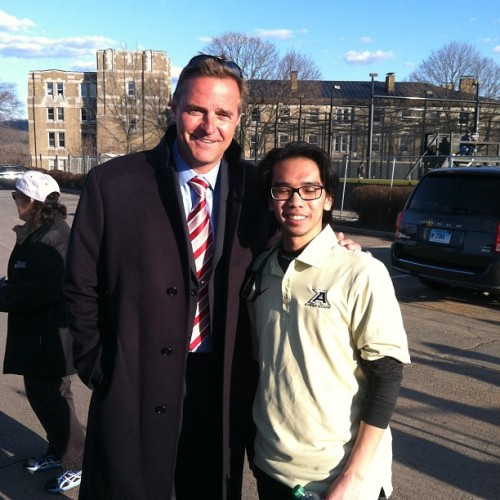 FAIL I would have my eyes close with Al Leiter 😑 #lol #instagood #instamood #igdaily #instadaily #YES #yankees #NYY #iphonesia