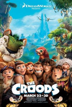 theanythingandeverythingshow:  The Croods
