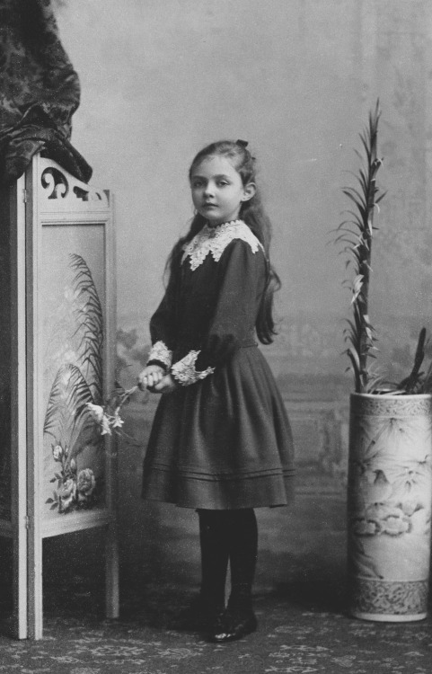 carolathhabsburg:  Princess Patricia of Connaught. 1890s Courtesy of the RCT.