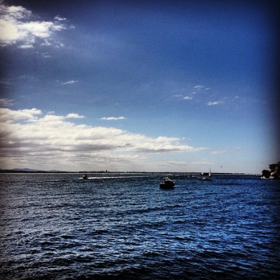 Nelson Bay #longweekend  (at Nelson Bay)