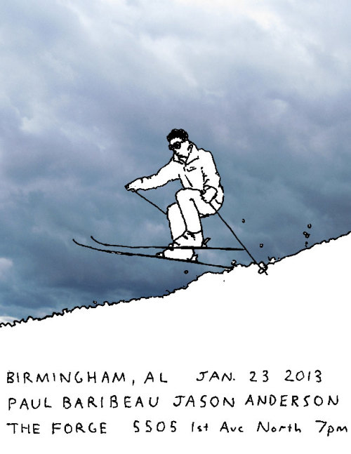 Birmingham, AL Jan 23rd 2013 at the Forge. http://www.facebook.com/events/258985197561382/?fref=ts
