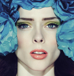 Coco Rocha for Glass Magazine