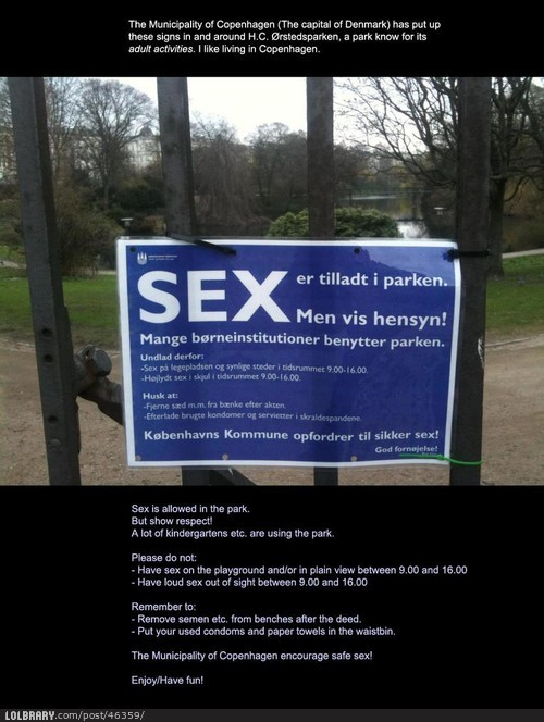 dailyhilariouspics:  only in denmark  Follow this blog for the best new funny pictures every day  This is why Denmark won