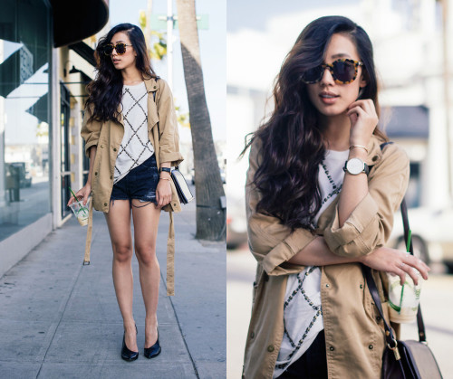 lookbookdotnu:  New safari (by Jenny Ong)