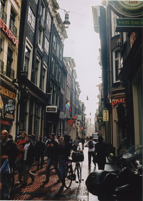 narcotized:  Amsterdam #3 (by Cleo Glover)
