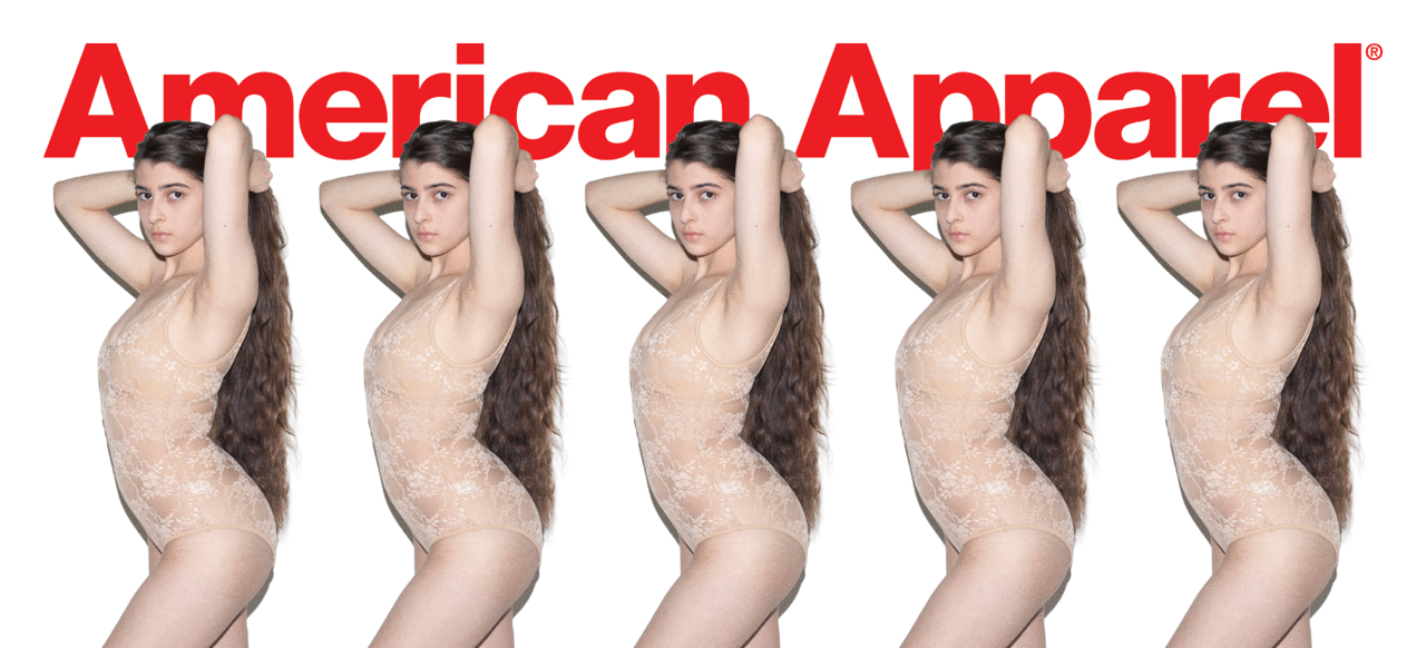 americanapparel:  Lace by American Apparel