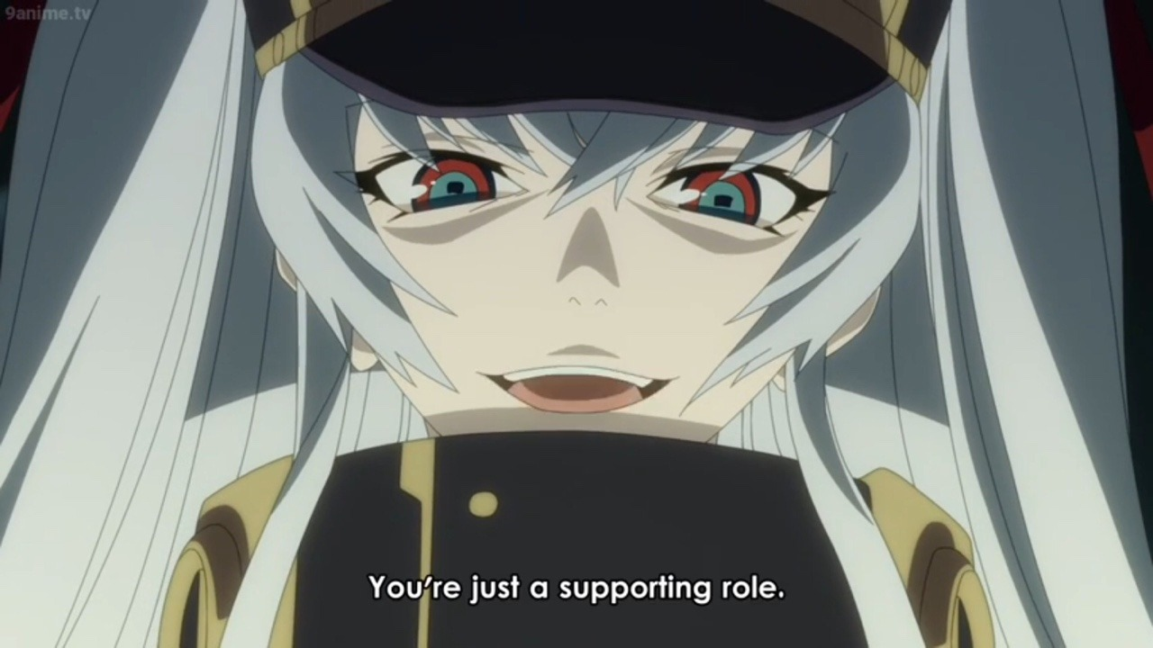 Re:Creators Episode 19 Altair