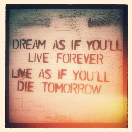 leesashaw:  #life #quotes #live #happy #dream