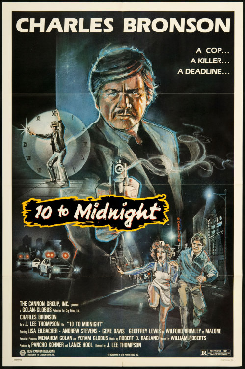 Movie #18 of 2013: 10 to Midnight