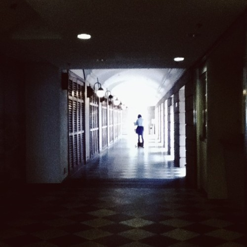 #Photoshoot galore in Murray house halls #hongkong #stanleyisland #light #love #teehee