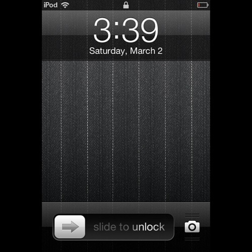 Day 2: Lock Screen #Day2 #MarchPhotoChallenge #PhotoadayMarch #lockscreen  (at Columbia at Mechanicsville Station)