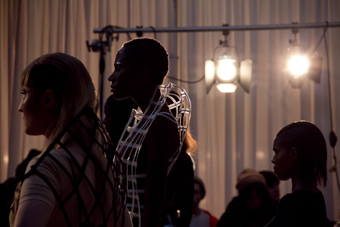 more from AW13 Chromat Presentation: Superstructures