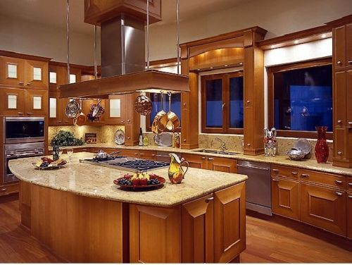 Luxury kitchen on tumblr for Kitchen design pictures