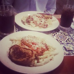 #Chilis #Pasta #Lunch #Coke #Coca #Cola