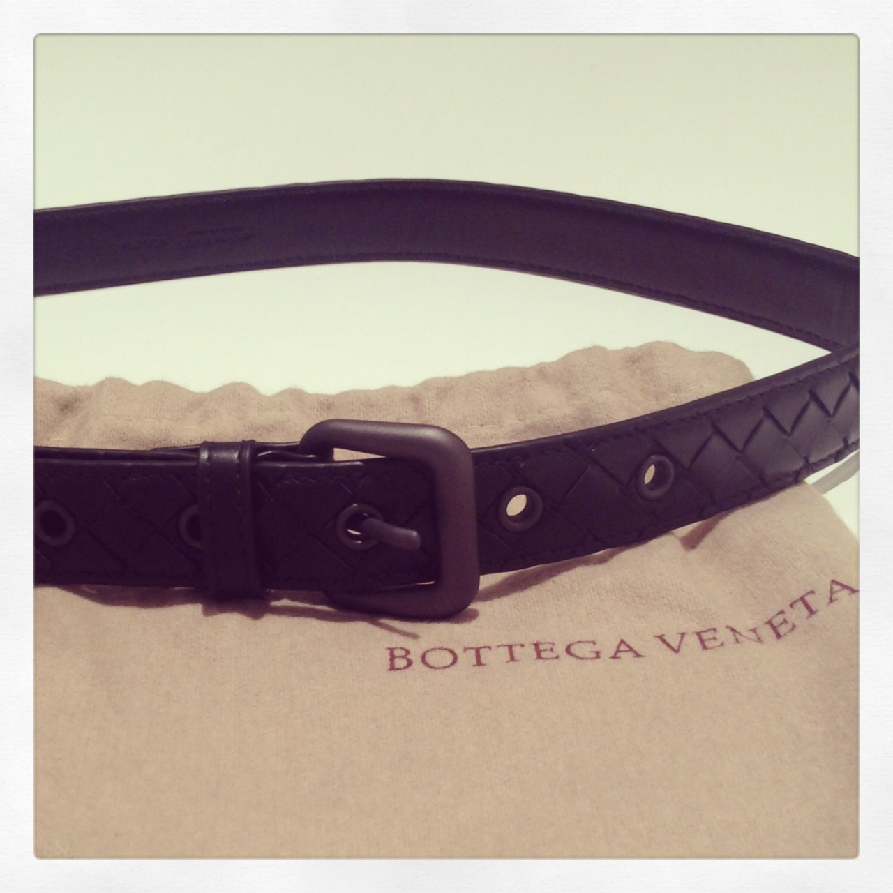 This impeccably crafted woven belt from Bottega Veneta serves as the perfect accent to any outfit.   Shop > http://mr-p.co/22n1tV