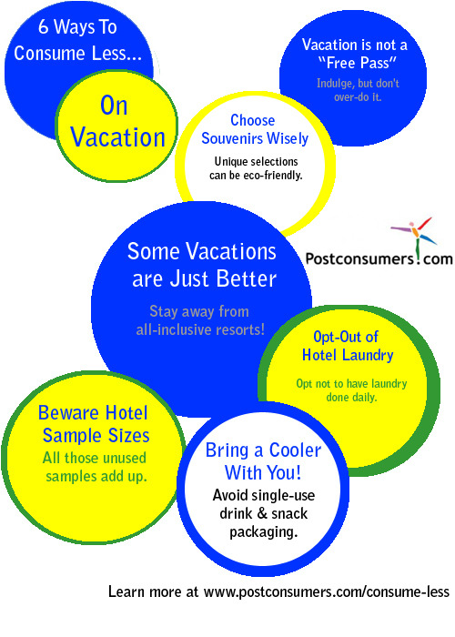 ecolivinginspiration:  Heading out for vacation this summer? You can do it and be eco-friendly with these tips. Learn more…  It's almost time for Summer Vacation! Before you head off to those distant lands for time away from real life, check out this cool infographic for tips on how to save money (or at least reduce what you spend) while on vacation. Are you going anywhere interesting this summer?