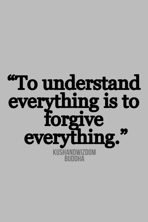 Understand everything