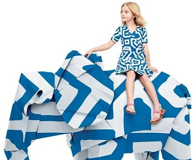 First Look! The New DVF ♥ Gap Kids Collection Arrives On April 25 Mom Jeanine, momfinds.com Look what I found over on gap.com–the first images of the new DVF ♥ Gap Kids collection! As we announced back in January, DVF teamed up with Gap Kids for another collaboration collection launching this spring. Unless you were living under a rock l…  Here's a glimpse at DvF for Gap Kids. FYI: Last year I bought stuff the day it came out & at full price (gap didn't allow for coupons). Within weeks it was all heavily discounted….so food for thought!