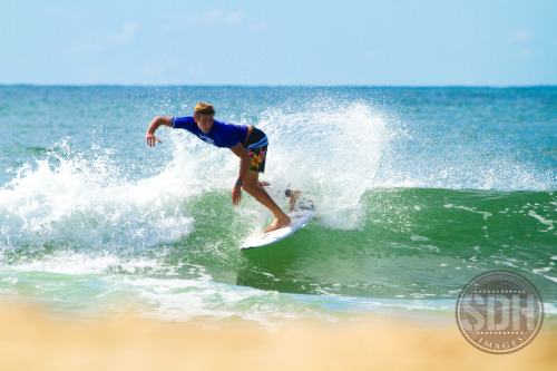 Jack Freestone getting it done in tiny conditions today. SDH Images