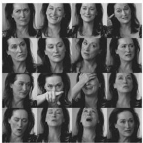 Meryl Streep is true actress! So many expression of émotions and feelings in a very short period of time!  #trueactress #MerylStreep is #Magic