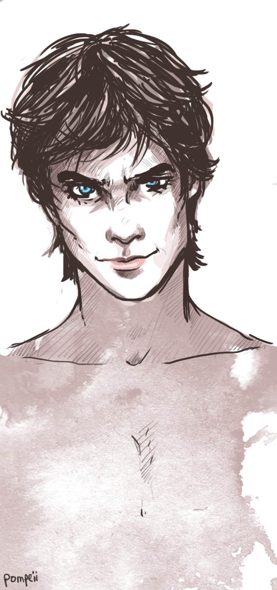 Working on examples for the TVD fantumblr auction! I'm trying to work out some pre-made pieces for the auction, but I will be auctioning some commissions as well. Stay tuned <3