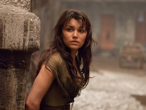 "Weekend poll Top Three! Fans can't wait to hear Samantha Barks sing ""On My Own"" in the LES MIZ film"