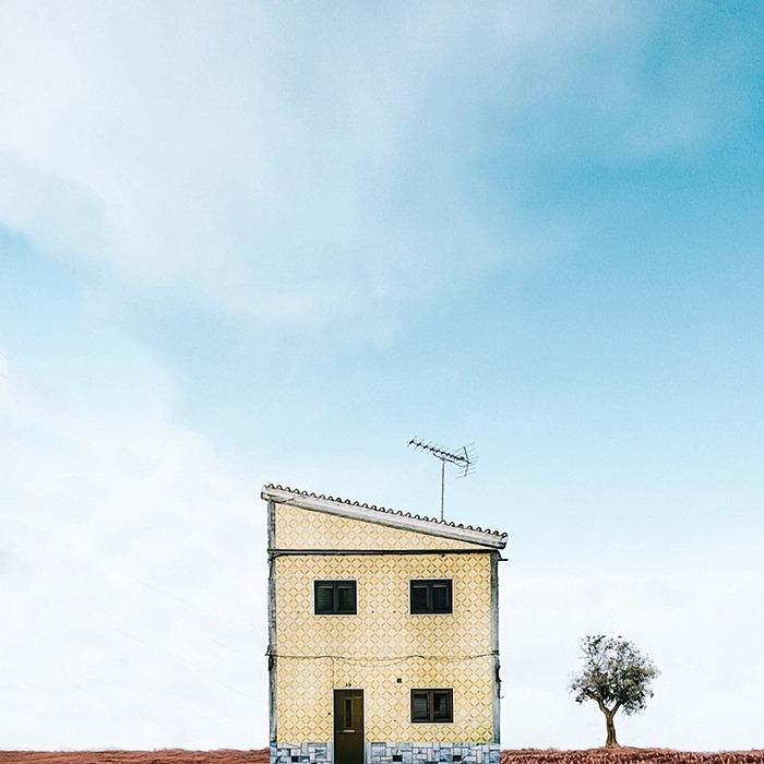thekhooll:Lonely Houses Manuel Pita aka Sejkko