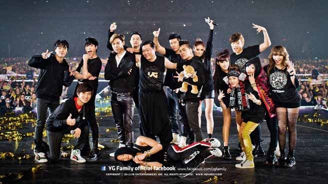 "Analyst Kim Siwoo reveals YG Entertainment's plans for 2013! Investment Analyst Kim Siwoo recently reported on YG Entertainment's stock and future activities, including discussion of concerts and releases for 2NE1. Kim Siwoo, who's a researcher in Korean investment security stated: ""In the first half of the year that started with Big Bang and G-Dragon's concerts, PSY and Lee Hi, 2NE1 are scheduled to release a new song"". Researcher Kim further explained ""The events planned for the first half of the year are, GD's world tour, Daesung's Japanese concert, PSY's new song release, Lee Hi's promotional activity for her first full album and the release of 2NE1′s new album followed by their promotions"", he added "" 2NE1′s concert, as well as YG Family's concert tour and Big Bang's promotions are scheduled for the second half of the year and Kang Seung Yoon and the new girl group will be added to the lineup this summer"". The articles also mentioned that so far in 2013, YGE's sales have reached 31.9 billion won (~27.8M USD), which is 6.6 billion (~5.8M USD) more than last year at the same moment The majority of those profits were from Big Bang's Dome concerts + Korean concert, G-Dragon's 'One of a Kind in Seoul' and PSY's album sales. Source: Biz Chosun, Money TodayTranslated by Kaeryn@ygladies.comVia: ygfamilyy"