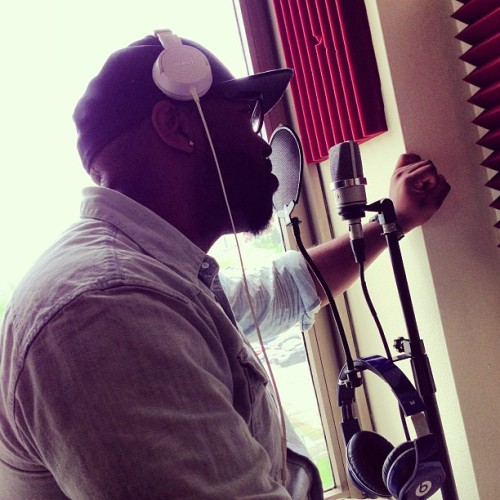 Sir @scolla313 at work. We going in. #TheRLES