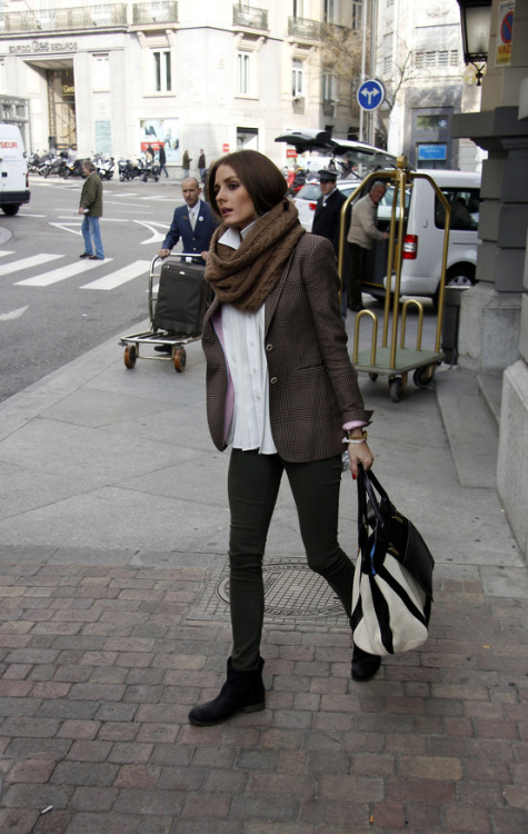 oliviapalermoblog:  Olivia Palermo In The Street on LoLoBu. Discover what she wears.