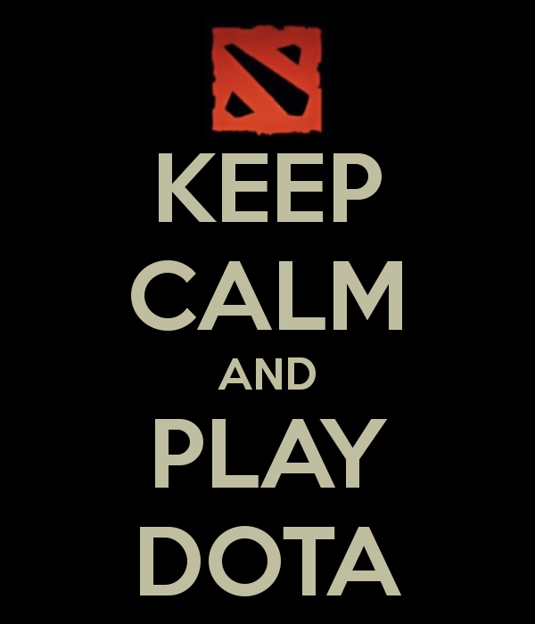 errolerrolerrol:  Yes, I'm an avid fan of Dota and Dota 2