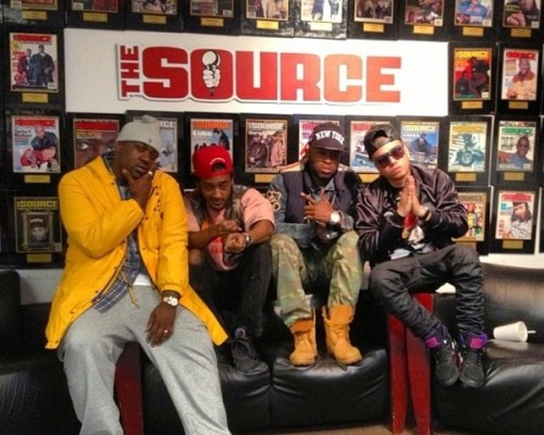chasencashe:  RFC at The Source.