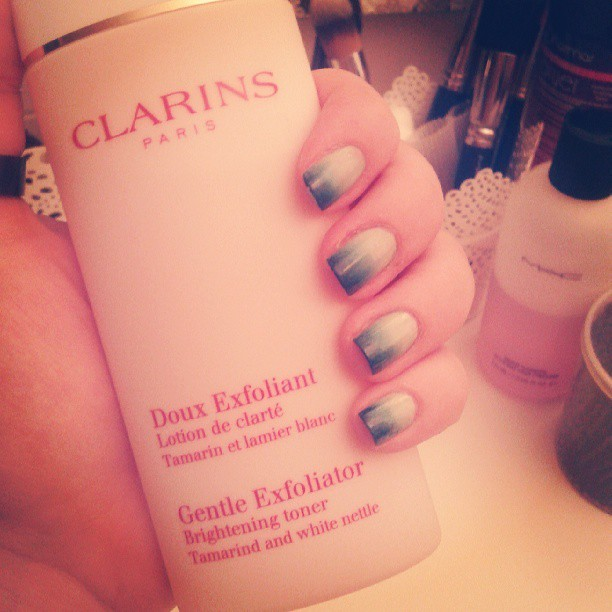 Love this. #clarins http://bit.ly/13zV7Q8