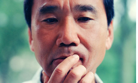 How to explode Tumblr in nine words or less: There's a new Haruki Murakami book on the way.