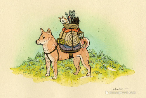 Pup Adventure Series by Nicole Gustafsson / Blog / Store