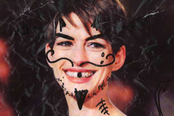 why is it that everyone hates (or loves) Anne Hathaway?! We riddle it down to a science here: http://bit.ly/12z9BRi