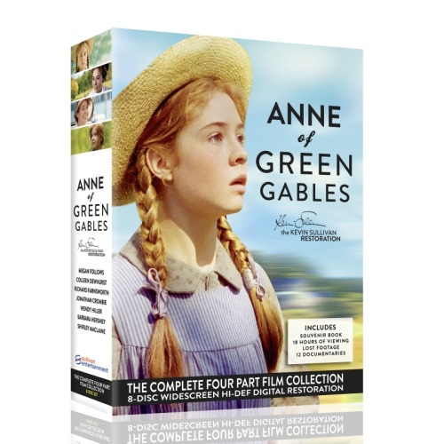 bandofbrotherslittlesister:   ANNE OF GREEN GABLES IS ON RIGHT NOW!!!!!!!!!!!!!!!!