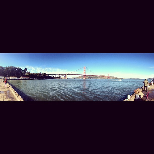 San Fran. Thanks for the memories + great friends. Back to LA! @heyeday