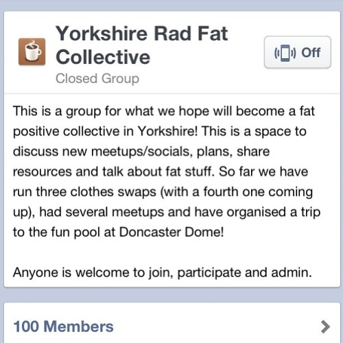 Join this Facebook group! :)