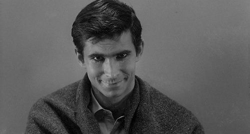 "nevver:  ""A boy's best friend is his mother."" — Norman Bates"