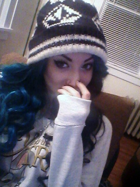 i like this hat , and my lady and the tramp sweater xP