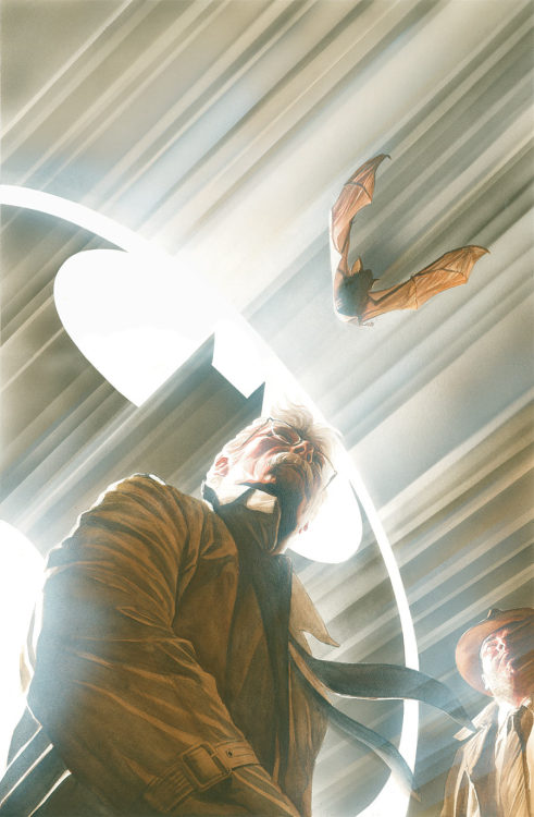 Batman Vol 1 #684 cover by Alex Ross / Tony S. Daniel