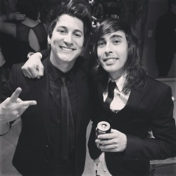 Happy Birthday @ptvjaime !! Don't know where I'd be without this guy. Send him some love! Photo by @elmakias