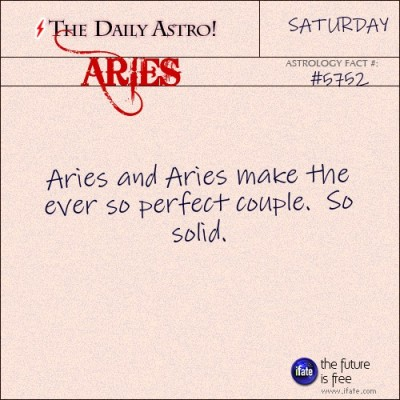 Aries 5752: Visit The Daily Astro for more facts about Aries.