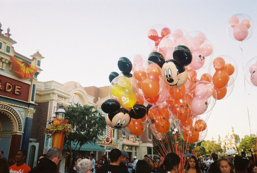 moanarch:  disney balloons by jennae jacobes on Flickr.