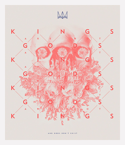 visualgraphic:  Kings & Gods